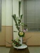 お正月のお花②