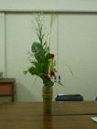 先週のお花