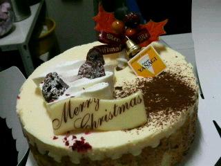 クリスマスケーキ第2弾
