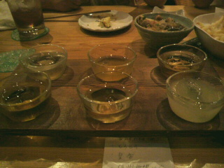 梅酒がいっぱい